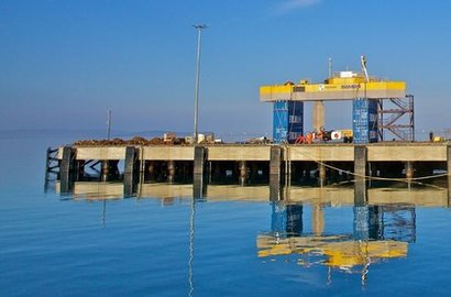 Tocardo Tidal Power launch InToTidal project in Orkney, UK