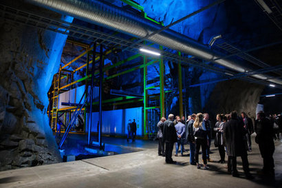 ABB solutions powers Europe's greenest data centre
