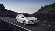 Nissan LEAF is top electric car in Europe