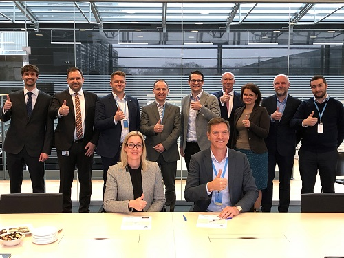 Ørsted Awards Contract to Trelleborg for Offshore Wind Project