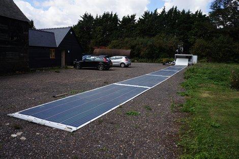 Renovagen solar energy fundraising venture over-subscribed