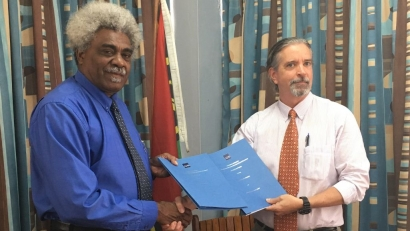 ADB, Vanuatu Sign Agreements for Renewable Energy Projects