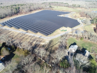 Ameresco Solar Projects Advance Renewable Energy Resources in Rhode Island