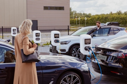Alfen and Bee Enter Partnership for EV Smart Charging In Sweden