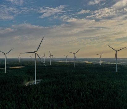 Amazon's First Operational Wind Farm in Ireland Comes Online