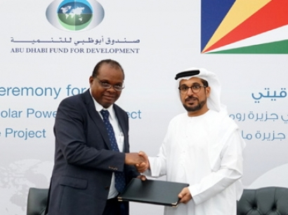 ADFD Allocates Funds for Renewable Energy Projects in Seychelles