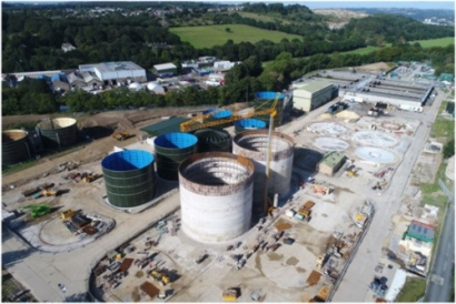 Murphy Selects Landia Mixing System for New Yorkshire Water Energy Facility