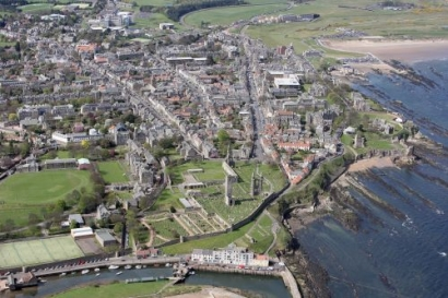 University of St. Andrews in Scotland to Slash Carbon Footprint