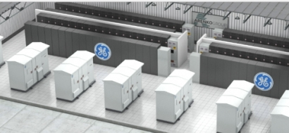 Arenko and GE to Build Energy Storage Facility in the UK