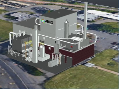 Aries Clean Energy Receives Permits for World's First Large-Scale Biosolids Gasification Facility