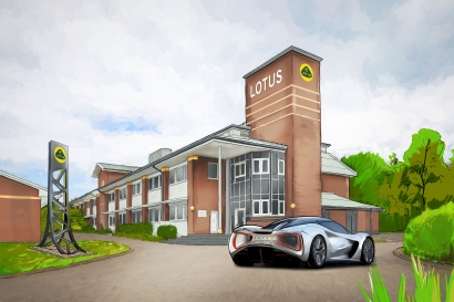 Lotus to Establish New Advanced Technology Center at University of Warwick's Wellesbourne Campus