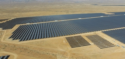 ACCIONA Installs PV Innovation Hub in the Atacama Desert