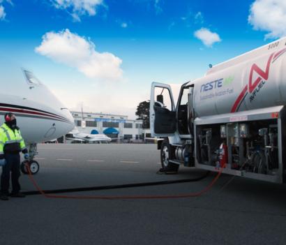 Avfuel Now Supplying Neste MY SAF at Monterey Jet Center