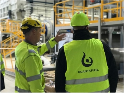 Avinor and Quantafuel Partner on Production of Sustainable Aviation Fuel