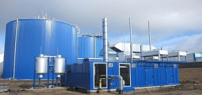 New Biogas Plant in Belarus is Operational