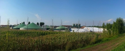 Small Scale Biogas Can Play a Large Role in Decarbonization
