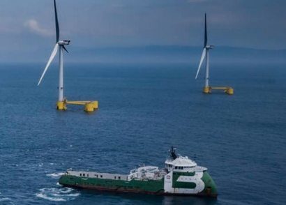 TotalEnergies and Simply Blue Group Launch JV for Floating Offshore Wind