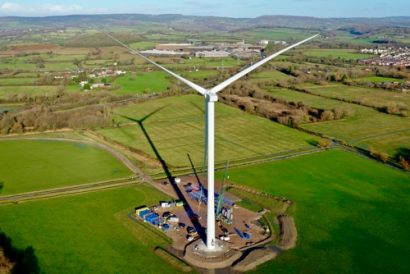 Budweiser and CleanEarth announce Magor Brewery to be Powered by Massive Wind Turbine