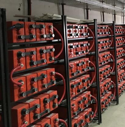 Massachusetts Awards Grants for Development of Energy Storage