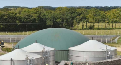 Meridiam Backs Evergaz Biogas Projects