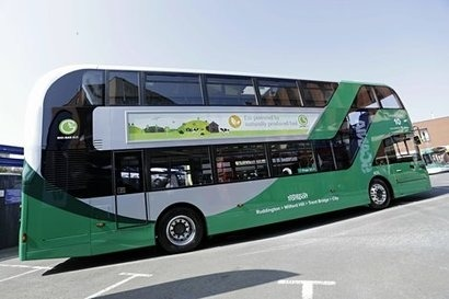 New Nottingham biomethane buses show need for greater support of low-carbon fuels say ADBA