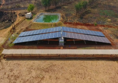 BayWa Commissions Solar Plus Storage Project in Zambia