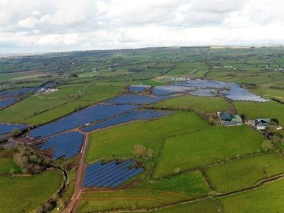 BayWa r.e. sells Northern Ireland's Largest Solar Farm