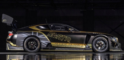 Renewable Fuel to Power Bentley's Continental Gt3 to the Clouds