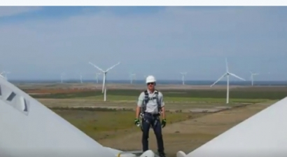 Amazon's Texas Wind Farm Now Operational