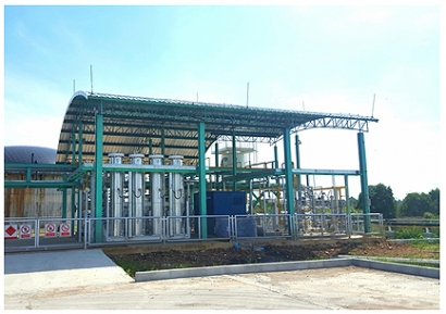 Pilot Project Launched in Thailand to Explore Biogas Refining