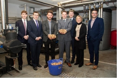 UK Biomass Plant Receives Funding from Local Group