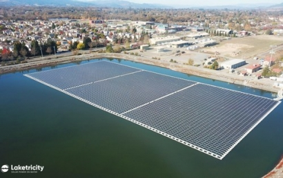 BlueWave Solar Signs JV Agreement for Future Floatovoltaics Projects in Massachusetts