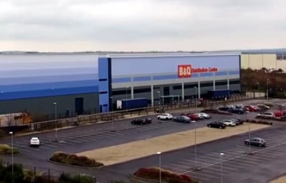 Kingfisher Plans Large Energy Storage Project at B&Q Site