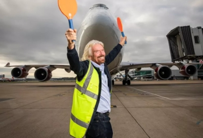 Virgin Atlantic Flies First Commercial Flight Using LanzaTech's Sustainable Jet Fuel