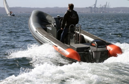 New Climate-Neutral Electric Coach Boat From Tornado Boats