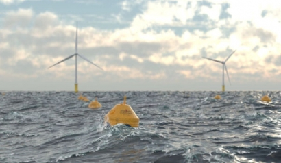 CorPower and OPS Primed for Wave Energy Project Following EEA Grant