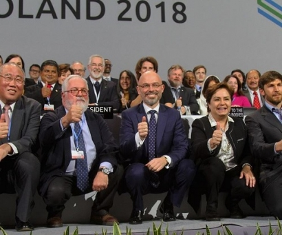 UN Climate Talks End With Agreement on Universal Emissions Rules