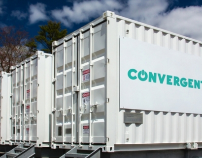 Convergent and Shell Form Joint Venture to Install 21 MWh of Energy Storage Projects