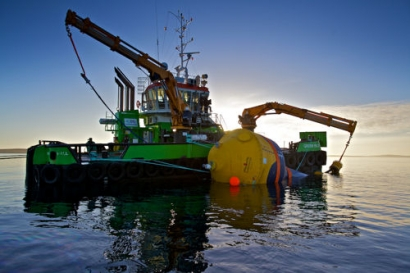 Innovative Marine Energy Project Set for Atlantic Trials