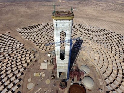 Abengoa and Acciona to build Cerro Dominador Solar Thermal Plant