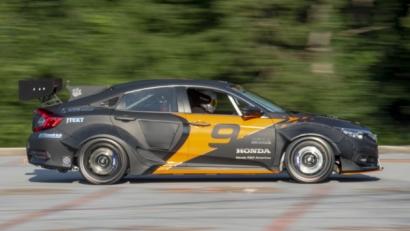 Clemson Students Unveil 600-horsepower Hybrid Race Car Prototype