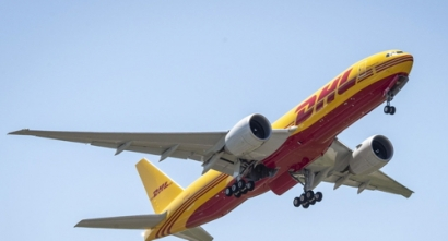 Neste Supplies DHL Express with SAF at San Francisco International Airport
