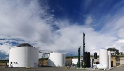 World's First Combined Biofertilizer-Biogas Facility Using Poultry Waste Opens