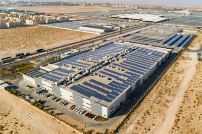 Yellow Door Energy Launches Massive Solar Carport and Rooftop Solar Plant