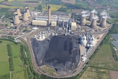 Drax Throws the Switch on Fourth Biomass Unit