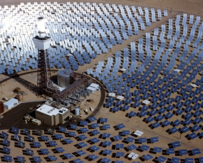 ACWA Power and Shanghai Electric to Build World's Largest CSP Plant in Dubai