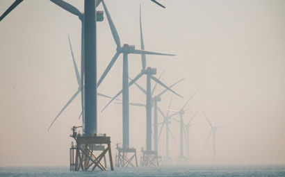 East Anglia ONE Wind Farm is Operational