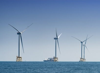 East Anglia One Offshore Wind Farm Begins Producing Electricity