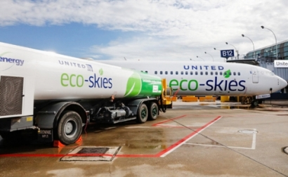 United Airlines Makes History Flying the Most Eco-Friendly Commercial Flight of its Kind