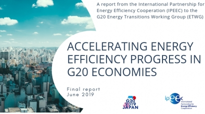 G20 Energy and Environment Ministers Raise Importance of Energy Efficiency at Joint Ministerial Meeting